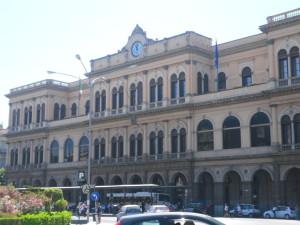 La stazione Centrale