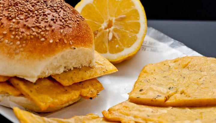 piatti: pane e panelle